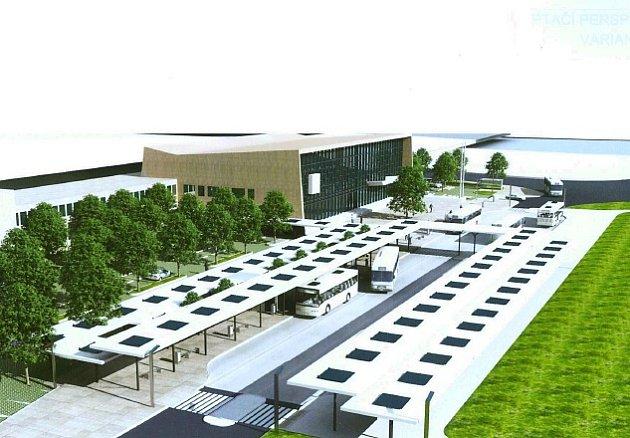 Přednádražní prostor vHavířově se promění vmoderní dopravní terminál. Zástupci Havířova a zhotovitele stavby vpondělí podepsali smlouvu.