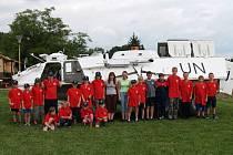 Hasiči dětem, to byl název dvoudenního tábora pro třicítku dětí z Čech a Polska, který o uplynulém víkendu proběhl v Bohumíně.
