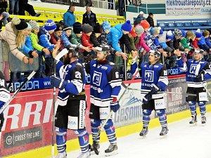Hokej: Havířov - Frýdek-Místek