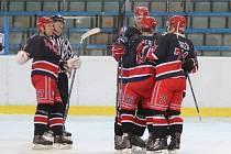 Karvinští hokejisté se pokusí vyhrát krajský přebor.