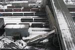 Exkurze v prádelně uhlí na Dole Darkov v Karviné.