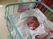 Ester Biháriová se narodila 19.července paní Nikole Turtákové z Bohumína. Po narození holčička vážila 3240 g a měřila 49 cm.