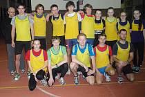 Mladí atleti Havířova jsou připraveni.