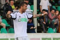 Matej Sivrič bude možná jedním z hráčů, kterých se dotknou změny v sestavě. Nad ním a také nad Lubomírem Urgelou se stahují černá mračna lavičky náhradníků.
