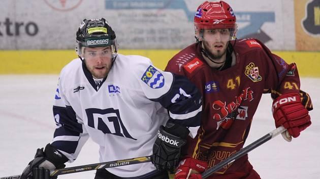 Havířovští hokejisté v úvodním utkání čtvrtfinále padli.