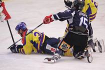 Havířovští hokejisté stále bojují o pátou pozici v tabulce.