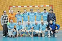 Sálovkáři Premia obhájili na domácí půdě loňský titul.