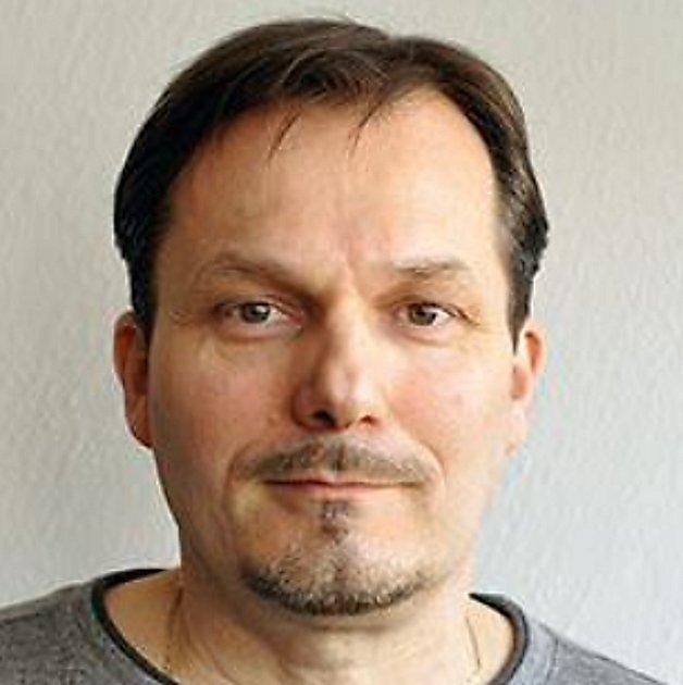 Karvinský pedagog, psycholog a výchovný poradce Zbyněk Domin.