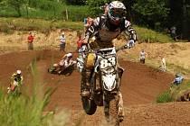 V neděli se v Petrovicích jedou motokrosové závody.