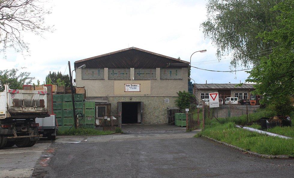 Havířov, areál Sadů Životice.