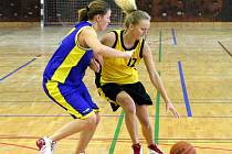 Basketbalistky Orlové. Ilustrační foto.