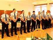 Společná hlídka policistů a strážníků