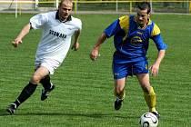 Fotbalové týmy Stonavy a Dolní Lutyně chtějí hrát nahoře. Komu se to podaří?