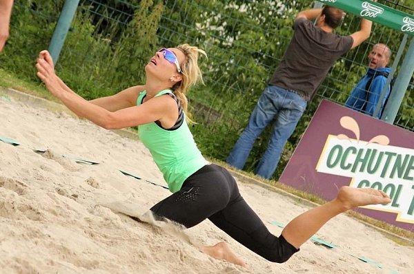 VKarviné byl kvidění turnaj ABV Českého volejbalového svazu vbeachvolejbalu registrovaných hráček.