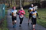 Běžci se představili v Karviné na Silvestrovské desítce.