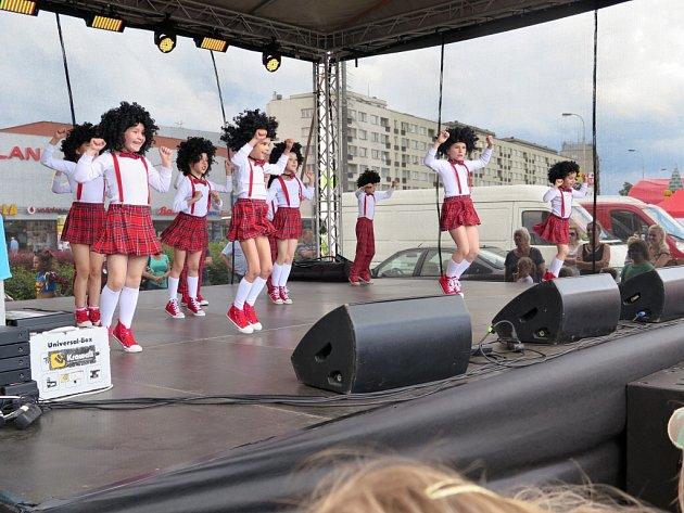 Den dětí v Havířově.