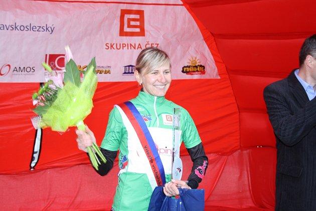 Alena Amjaljusik zBěloruska udělala na Gracii vminulosti pěkné výsledky.