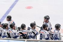 AZ Havířov - HC Oceláři Třinec 3:2 po nájezdech (10. 8. 2021).