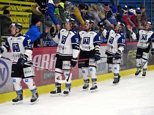 Hokej: Havířov - Přerov