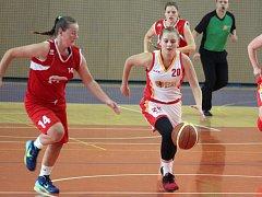 Košíkářky Havířova vytěžily tentokrát z domácího prostředí maximum.