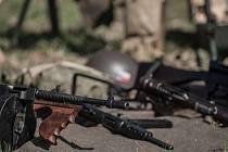 Zbraně 2. světové války. Ilustrační foto.