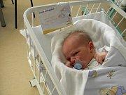 Vojtíšek se narodil 20. prosince mamince Evě Lukasikové z Karviné. Po porodu dítě vážilo 3980 g a měřilo 52 cm.
