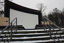 Karvinské letní kino projde rekonstrukcí, a letos tak hrát nebude.