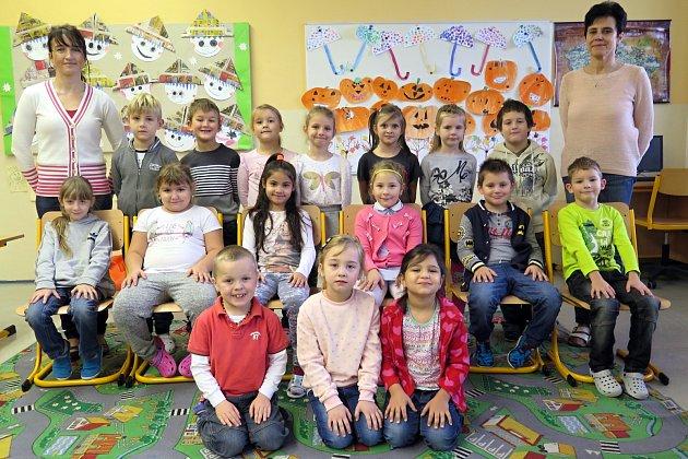 Základní škola Marie Pujmanové Havířov-Šumbark, třída 1.B.