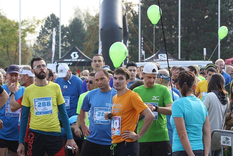 Havířovská desítka 2016 - běh na 10 kilometrů.