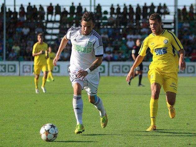Karvinou čeká poslední zápas sezony.
