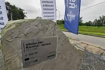 Ve středu byly v Karviné slavnostně zahájena stavba silničního obchvatu. Hotovo by mělo být na konci roku 2022.