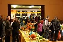 V Dětmarovicích se o uplynulém víkendu konala tradiční celoobecní výstava nazvaná Medové dny.