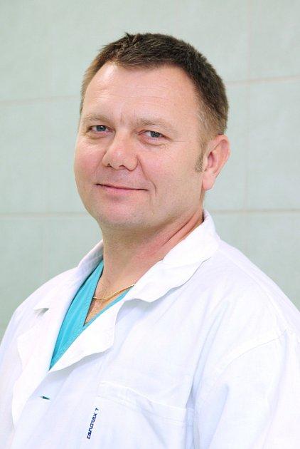 MUDr. Radek Sušil