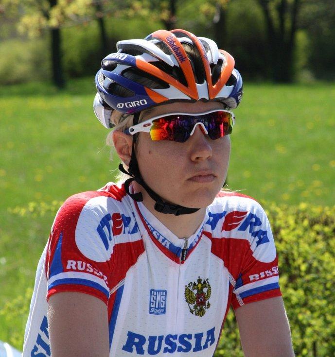 Taťjana Antošina.