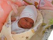Simonka Janová se narodila 17. února paní Simoně Pechové z Karviné. Porodní váha holčičky byla 3000 g a míra 46 cm.