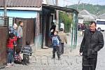 Mukačevské chudinské ghetto.