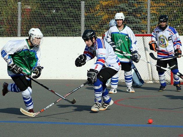 Hokejbalovou Karvinou čeká nová klubová etapa.