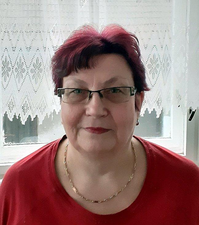 Ředitelka ZŠ Stonava Milada Heimerová.