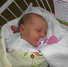 Viktorie Kaprinay se narodila 15. ledna mamince Vendule Kaprinay z Havířova. Porodní váha holčičky byla 4160 g a míra 52 cm.