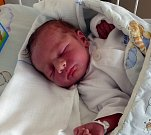 Kryštof Skácelík z Karviné, narozen 13. 8. Váha 3460 g, míra 50 cm. Maminka: Radka Skácelíková