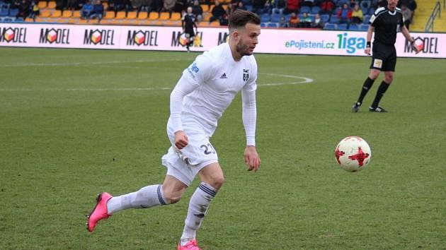 Lukáše Budínského požene v sobotu touha uspět proti klubu, kde fotbalově začínal.