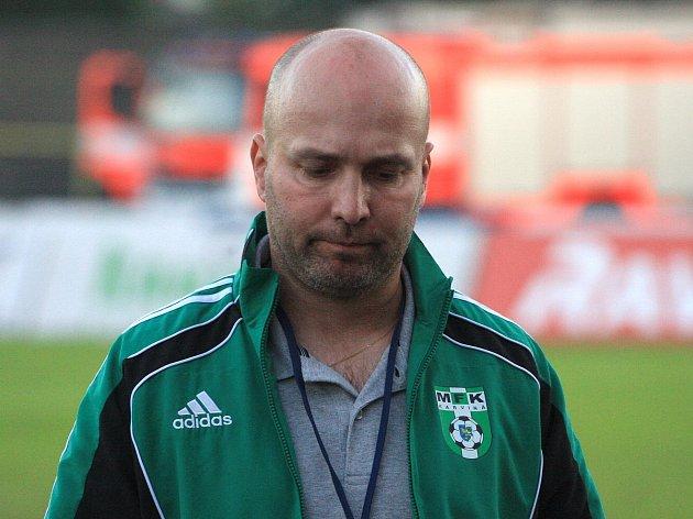 Pavel Malura je druhým odvolaným trenérem mezi druholigovými kluby.