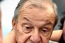 Pohřešovaný Achác Zsigrai z Havířova má 78 let.