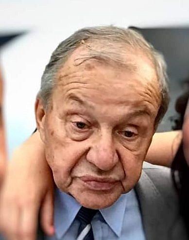 Pohřešovaný Achác Zsigrai zHavířova má 78let.