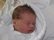 Kubíček se narodil 26. září mamince Janě Tomišové z Orlové. Po narození chlapeček vážil 3950 g a měřil 51 cm.