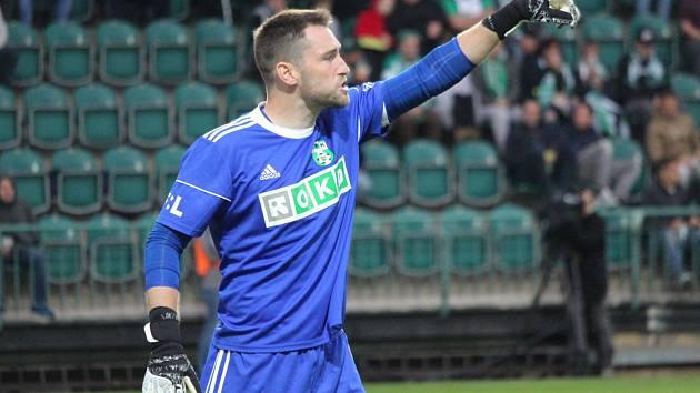 Martin Berkovec gól nepustil a konečně se dočkal čistého konta.