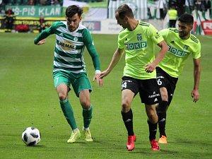 Fotbal: Bohemians - Karviná