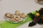 Ženy z Petrovic vystavovaly cukroví, prosinec 2018