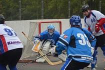 Hokejbalisté přivezli tři body z Třemošné, ale v Kladně neuspěli a zůstávají čtvrtí.