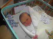 Evička se narodila 30. prosince paní Ireně Šindlerové z Karviné. Po porodu miminko vážilo 3260 g a měřilo 48 cm.